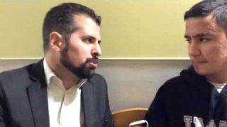 Hoy entrevistamos a Luis Tudanca secretario general del PSCyL