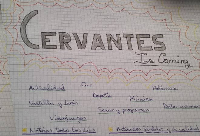 Cervantes Is Coming