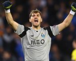 Iker Casillas, guardameta del Porto.