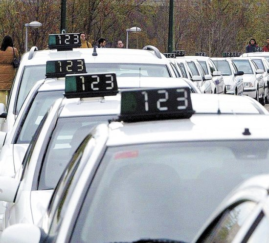 24 horas sin taxis