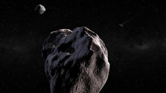 Can you deflect an asteroid that threatens the Earth?