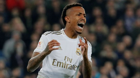 Eder Militao, a positive of coronavirus in Real Madrid